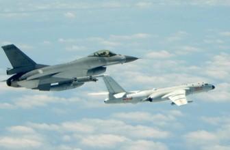 Китай направил к спорным островам стратегические бомбардировщики