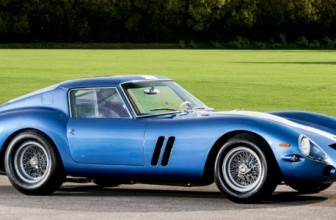В Британии продают за $56 млн самую дорогую машину в мире — 24СМИ